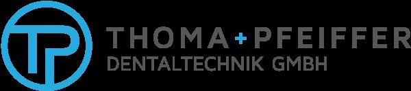logo thoma und pfeiffer dentaltechnik gmbh zahntechnik dentallabor trebur